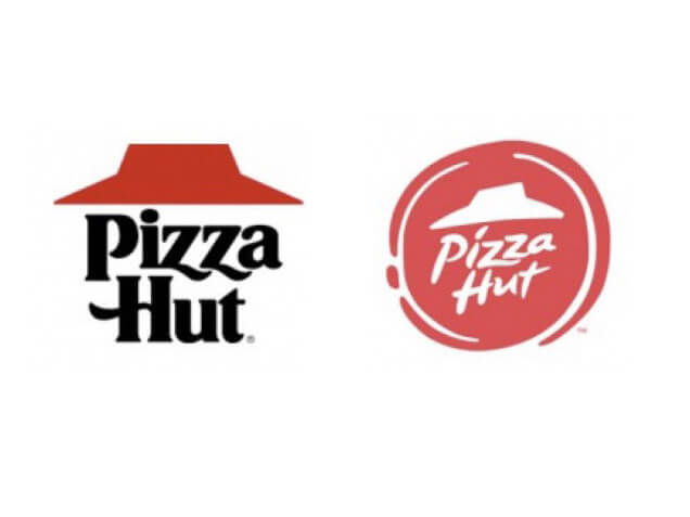 Rediseño de logotipo Pizza Hut