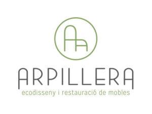 Logotipo Arpillera